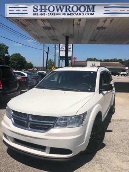 2017 Dodge Journey for sale at Showroom Auto Sales of Charleston in Charleston SC
