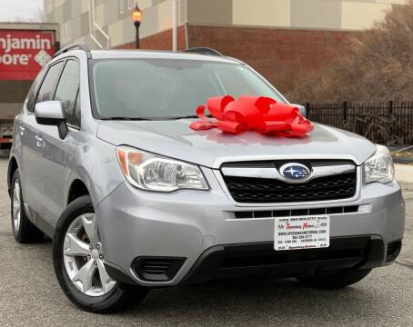 2015 Subaru Forester for sale at Speedway Motors in Paterson NJ