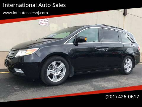 2012 Honda Odyssey for sale at International Auto Sales in Hasbrouck Heights NJ