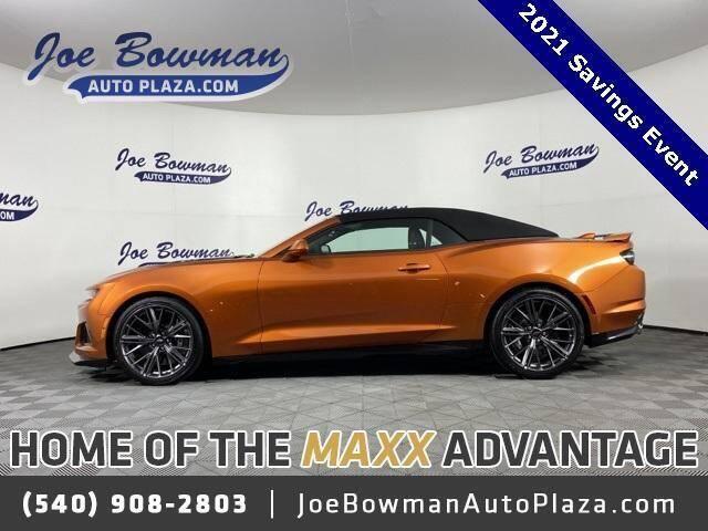 2022 Chevrolet Camaro for sale in Harrisonburg, VA