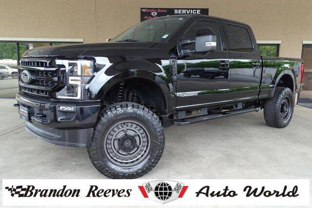 2020 Ford F-250 Super Duty for sale at Brandon Reeves Auto World in Monroe NC