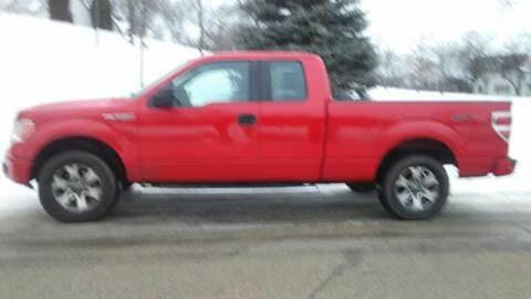 2012 Ford F-150 for sale at Southtown Auto Sales in Albert Lea MN