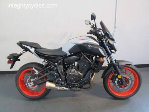 2019 Yamaha MT-07 for sale at INTEGRITY CYCLES LLC in Columbus OH
