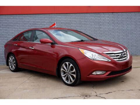 2013 Hyundai Sonata for sale at Sand Springs Auto Source in Sand Springs OK