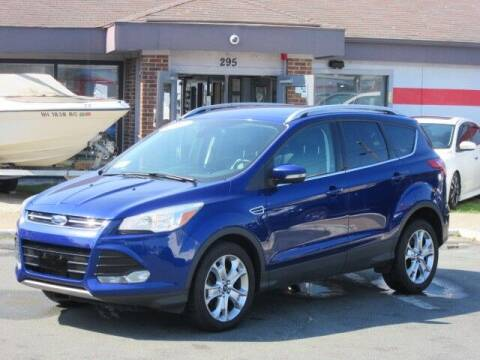 2015 Ford Escape for sale at Lynnway Auto Sales Inc in Lynn MA
