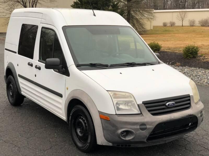 2010 Ford Transit Connect for sale at ECONO AUTO INC in Spotsylvania VA