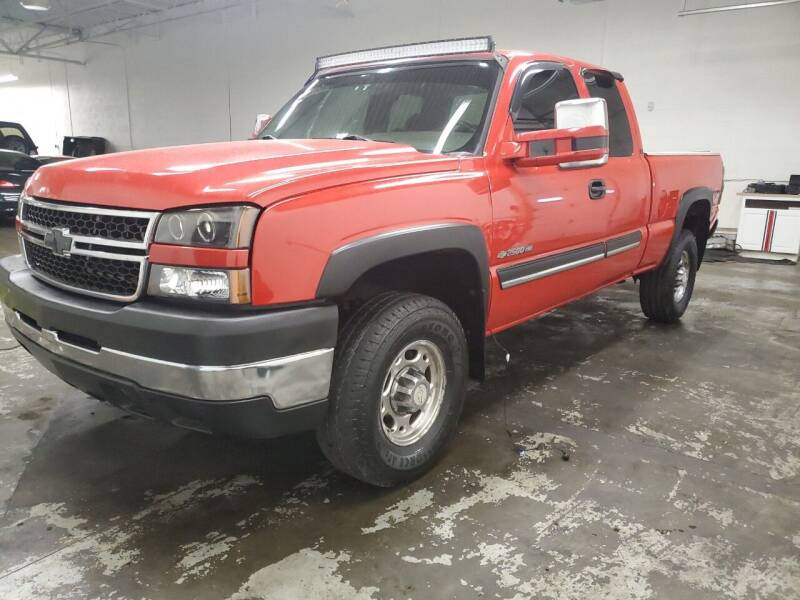 2006 Chevrolet Silverado 2500HD for sale at Paley Auto Group in Columbus OH