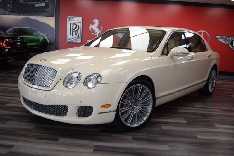 2011 Bentley Continental for sale at Icon Exotics in Houston TX