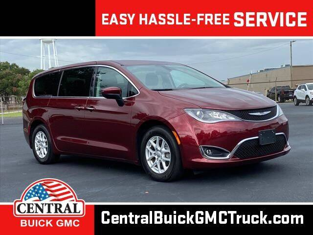2017 Chrysler Pacifica for sale at Central Buick GMC in Winter Haven FL