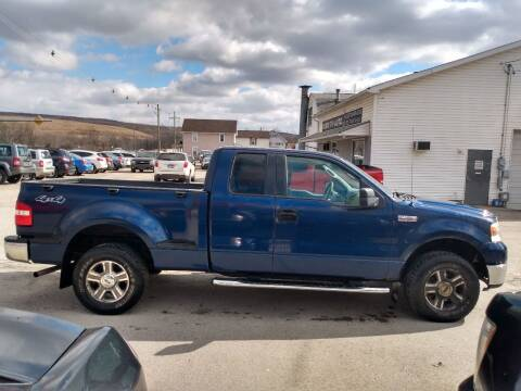 2007 Ford F-150 for sale at ROUTE 119 AUTO SALES & SVC in Homer City PA