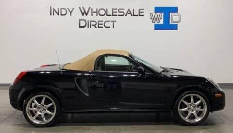2002 Toyota MR2 Spyder for sale at Indy Wholesale Direct in Carmel IN