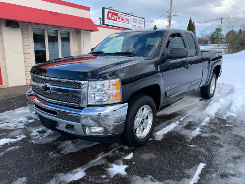 2013 Chevrolet Silverado 1500 for sale at Manchester Auto Sales in Manchester CT