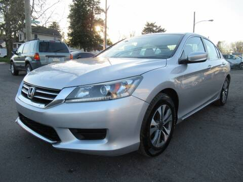 2013 Honda Accord for sale at PRESTIGE IMPORT AUTO SALES in Morrisville PA