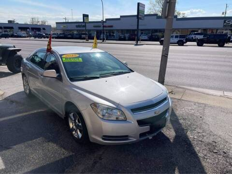 2010 Chevrolet Malibu for sale at JBA Auto Sales Inc in Stone Park IL