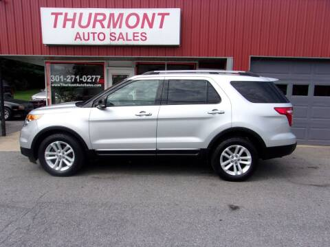 2013 Ford Explorer for sale at THURMONT AUTO SALES in Thurmont MD
