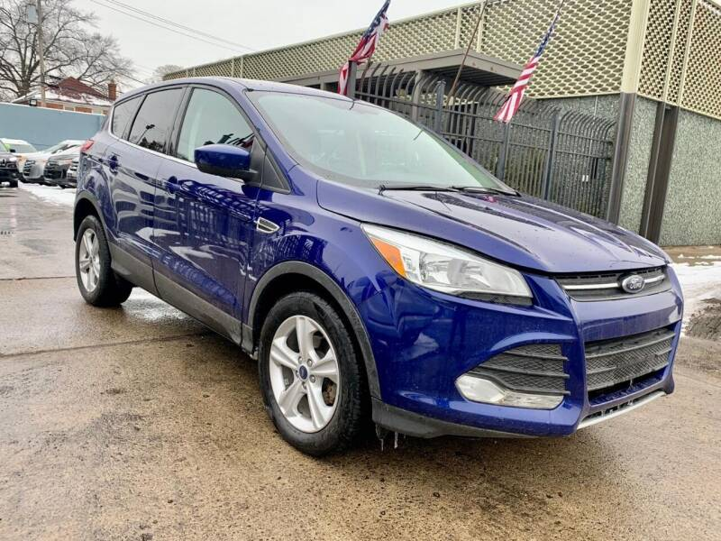 2016 Ford Escape for sale at Gus's Used Auto Sales in Detroit MI
