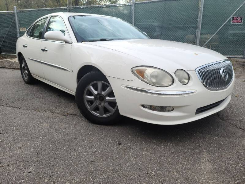 2009 Buick LaCrosse for sale at KOB Auto Sales in Hatfield PA