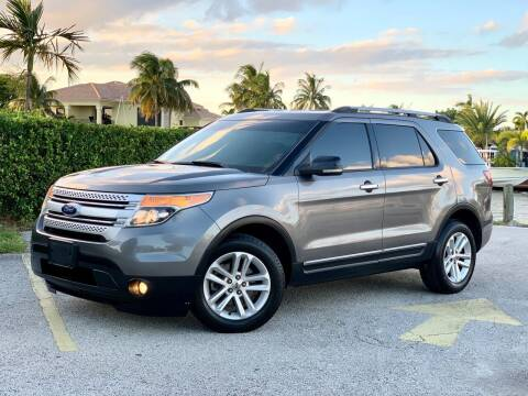 2011 Ford Explorer for sale at Citywide Auto Group LLC in Pompano Beach FL