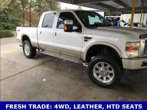 2010 Ford F-250 Super Duty for sale at STANLEY FORD ANDREWS in Andrews TX