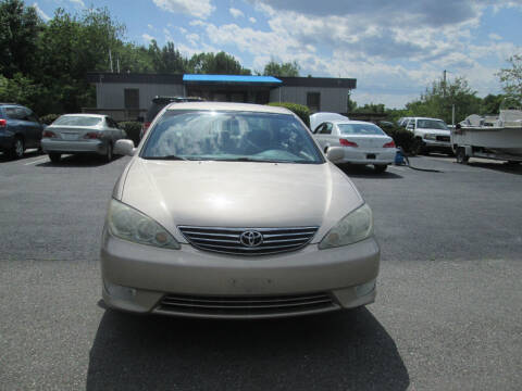 2005 Toyota Camry for sale at Olde Mill Motors in Angier NC