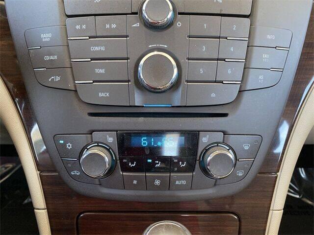 2011 Buick Regal CXL 4dr Sedan w/RL3 - Roswell GA