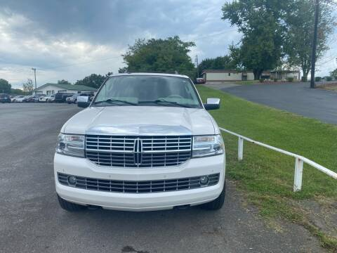 2012 Lincoln Navigator L for sale at Morristown Auto Sales in Morristown TN