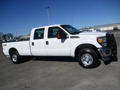 2014 Ford F-250 Super Duty for sale at GOWEN WHOLESALE AUTO in Lawrenceburg TN