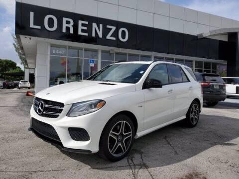 2018 Mercedes-Benz GLE for sale at Lorenzo Buick GMC in Miami FL