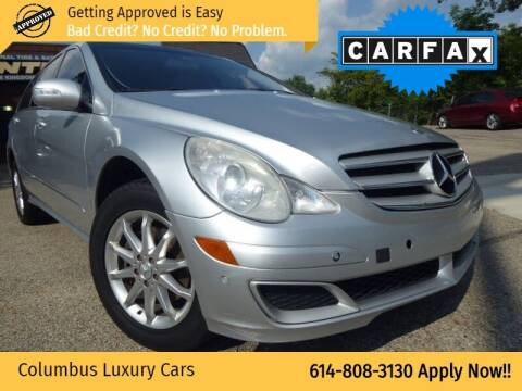 2007 Mercedes-Benz R-Class for sale at Columbus Luxury Cars in Columbus OH