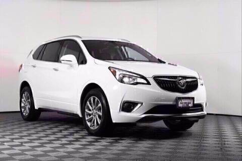 2020 Buick Envision for sale at Washington Auto Credit in Puyallup WA