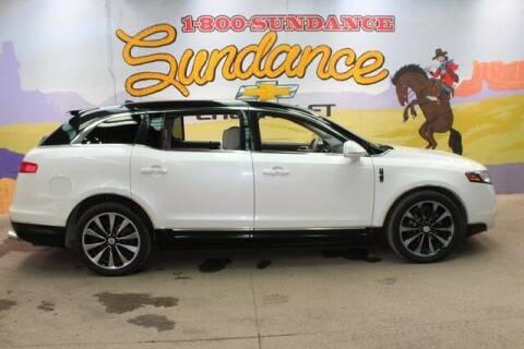 2012 Lincoln MKT for sale at Sundance Chevrolet in Grand Ledge MI