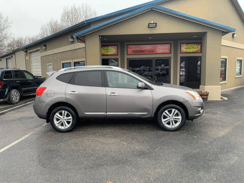 2012 Nissan Rogue for sale at Advantage Auto Sales in Garden City ID