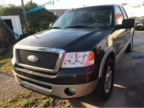 2007 Ford F-150 for sale at Jerry Allen Motor Co in Beaumont TX