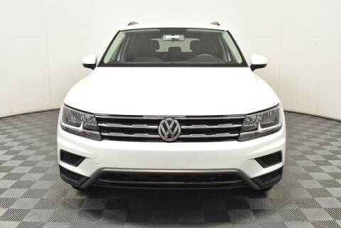 2021 Volkswagen Tiguan for sale at Southern Auto Solutions - Georgia Car Finder - Southern Auto Solutions-Jim Ellis Volkswagen Atlan in Marietta GA