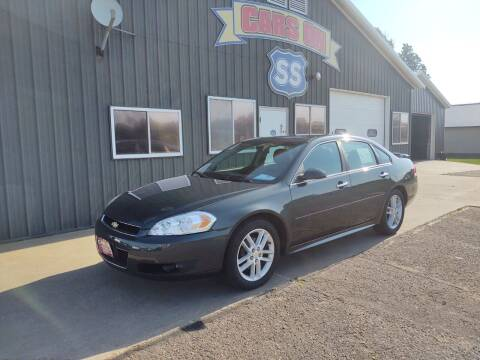 2016 Chevrolet Impala Limited for sale at CARS ON SS in Rice Lake WI