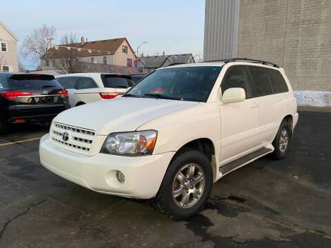 2007 Toyota Highlander for sale at Fine Auto Sales in Cudahy WI
