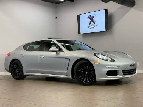 2014 Porsche Panamera for sale at TX Auto Group in Houston TX