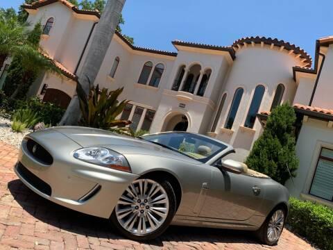 2010 Jaguar XK for sale at Mirabella Motors in Tampa FL
