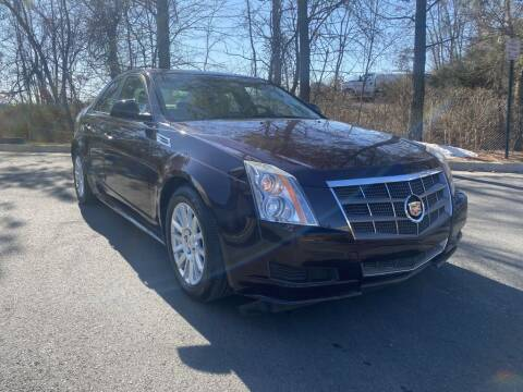 2010 Cadillac CTS for sale at PM Auto Group LLC in Chantilly VA