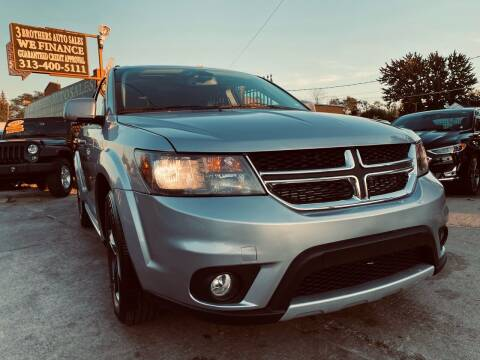2020 Dodge Journey for sale at 3 Brothers Auto Sales Inc in Detroit MI