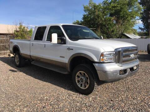 2005 Ford F-350 Super Duty for sale at Northwest Auto Sales & Service Inc. in Meeker CO