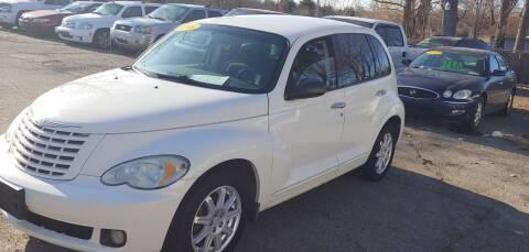 2008 Chrysler PT Cruiser for sale at Superior Motors in Mount Morris MI