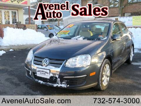 2010 Volkswagen Jetta for sale at Avenel Auto Sales in Avenel NJ