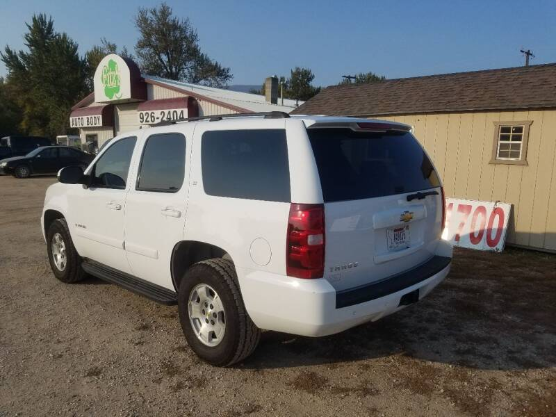 2007 Chevrolet Tahoe LT 4dr SUV 4WD - Lolo MT