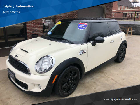 2013 MINI Hardtop for sale at Triple J Automotive in Erwin TN
