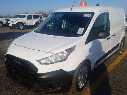 2019 Ford Transit Connect Cargo for sale at CENTURY TRUCKS & VANS in Grand Prairie TX