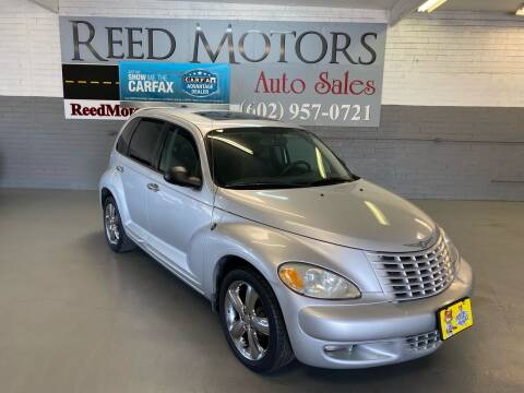 2005 Chrysler PT Cruiser for sale at REED MOTORS LLC in Phoenix AZ