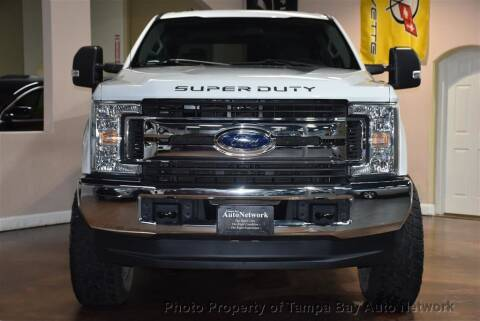 2019 Ford F-250 Super Duty for sale at Tampa Bay AutoNetwork in Tampa FL