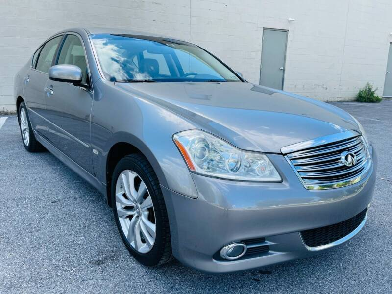 2008 Infiniti M35 for sale at CROSSROADS AUTO SALES in West Chester PA