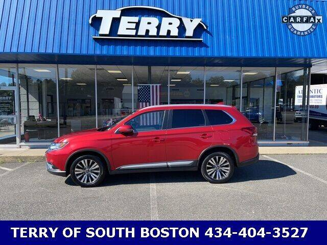 2019 Mitsubishi Outlander for sale at Terry of South Boston in South Boston VA